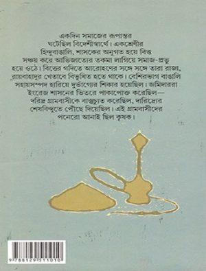 Banglar Jomidar O Rayter Katha Back Cover