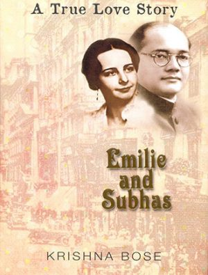 Emilie And Subhas Front Cover