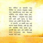 shunner-ghar-sunner-bari-by-amar-mitra-back-cover