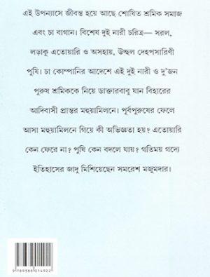 Buker Ghare Bandi Aagun Back Cover