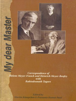 My Dear Master Rabindranath Thakur Front Cover