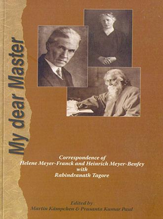 My Dear Master Rabindranath Thakur Front Cover