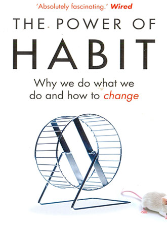 The Power Of Habit Front Cover