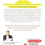 Making India Awesome By Chetan Bhagat Back Cover