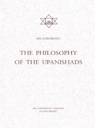 The Philosophy Of The Upanishads Front Cover